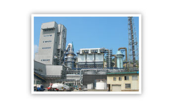 2008: The furnace for combined recycling at KOSAKA SMELTING & REFINING